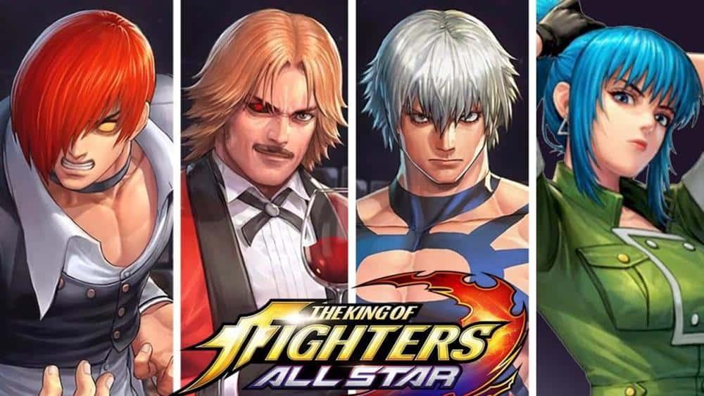 melhores-lutadores-kof-allstar The King of Fighters ALLSTAR: Melhores personagens - Tier List