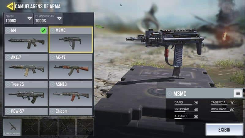 msmc-call-of-duty-mobile-2 Call of Duty Mobile: Guía completa de las mejores armas