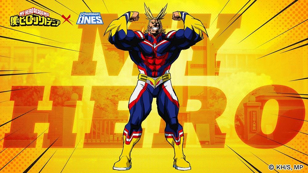 my-hero-academia-extraordinay-ones-jogo-apk Extraordinary Ones: Jogo Android retorna parceria com Boku no Hero Academia