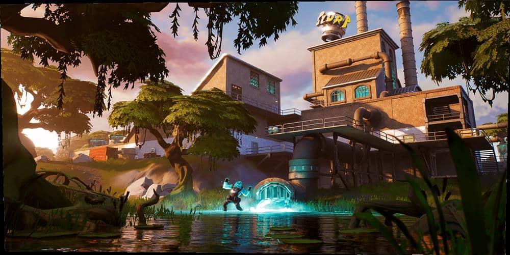 nova-ilha-fortnite Fortnite Capítulo 2 chega aos celulares com novo mapa e muitas novidades