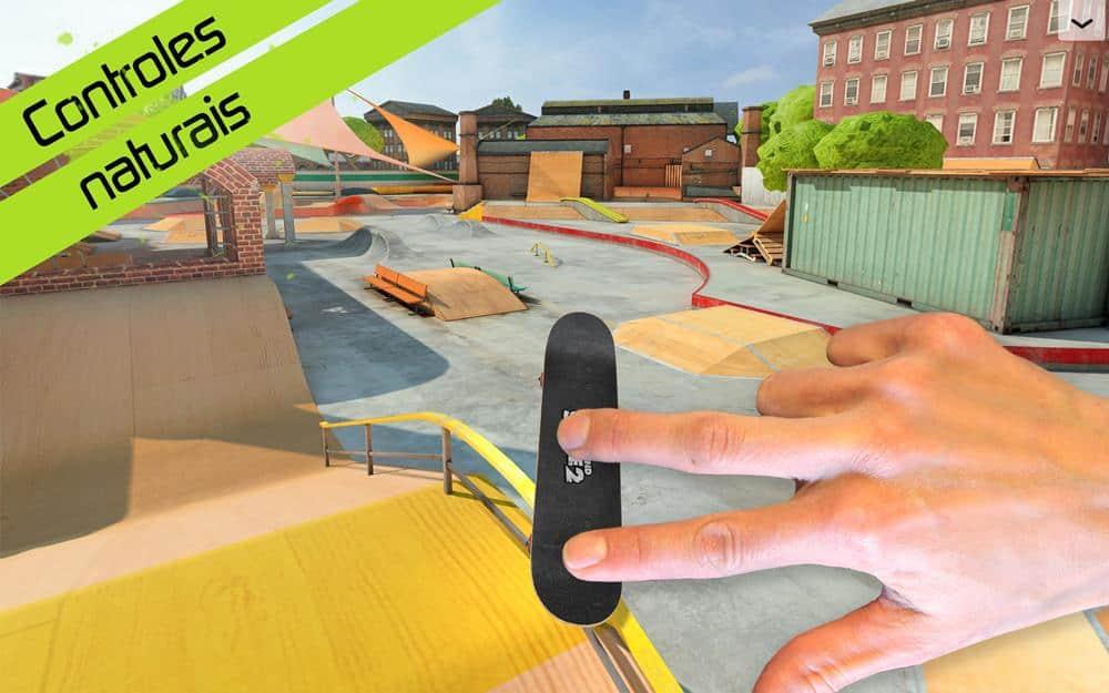 touchgrind-skate-2 100 Melhores Jogos OFFLINE para iOS (de todos os tempos)