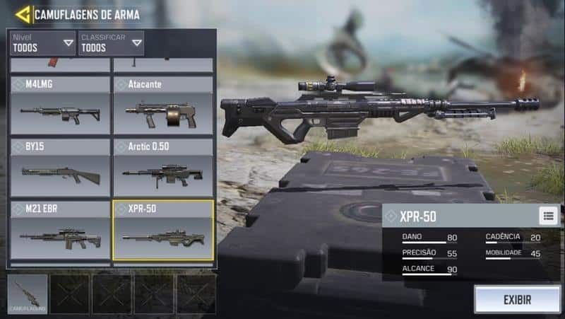 xpr-50call-of-duty-mobile-16 Call of Duty Mobile: Guía completa de las mejores armas
