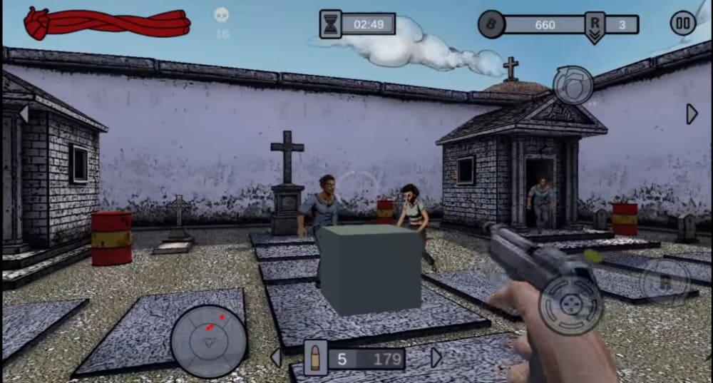 zombie-conspiracy-jogo-de-zumbi-offline-Android Zombie Conspiracy - Jogo OFFLINE para Android