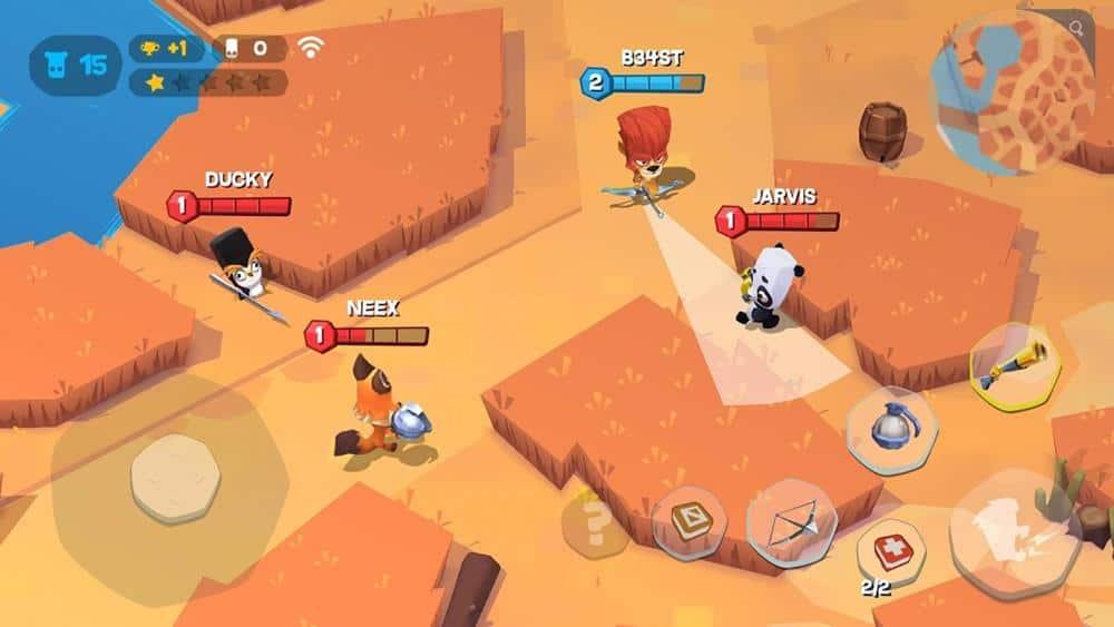 zooba-game-android-ios Melhores Jogos para Celular da Semana (05-10-2019)
