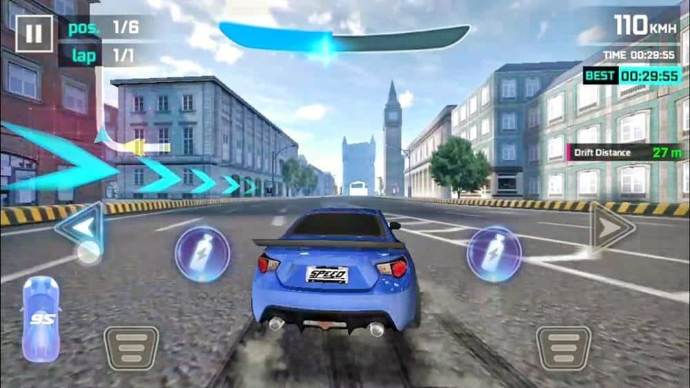 Street-Racing-HD Melhores Jogos para Celular da Semana (02-11-2019)