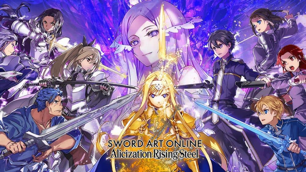 Sword-Art-Online-Alicization-Rising-Steel-android-ios Sword Art Online Alicization Rising Steel chega ao Brasil