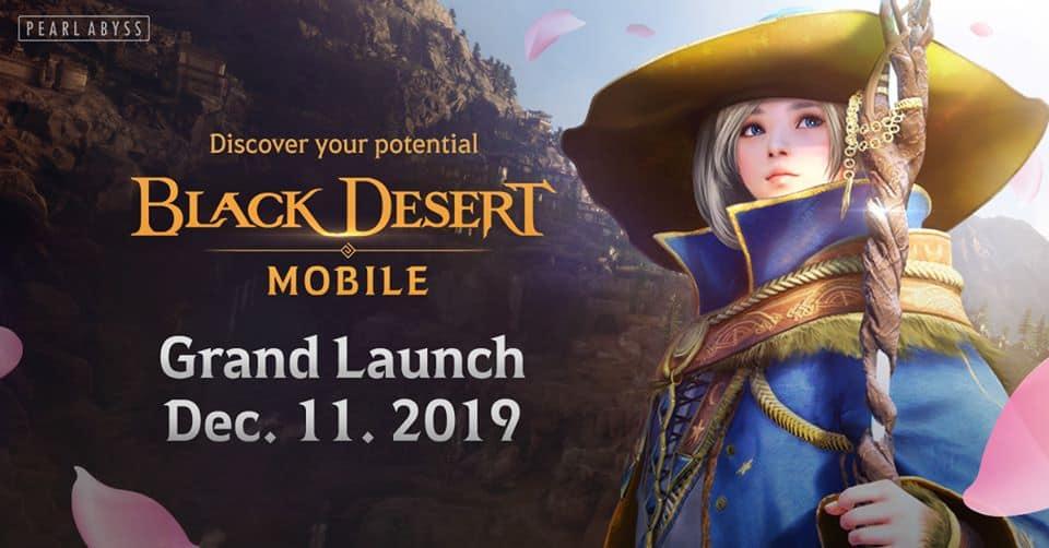 black-desert-mobile-android-ios-lancamento Black Desert Mobile chega dia 11 de dezembro, globalmente, no Android e iOS