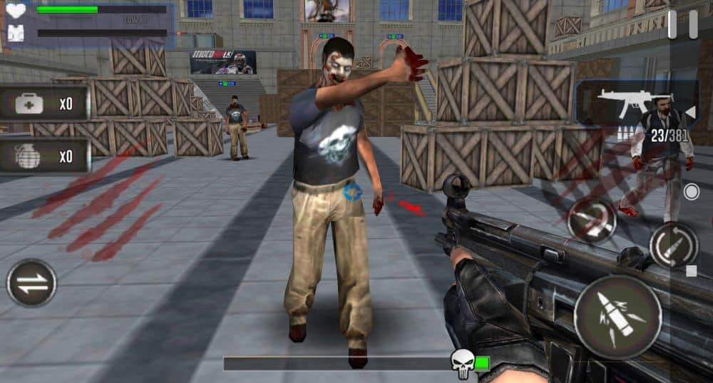 dead-zombie-battle-novo-jogo-offline-android-1 Dead Zombie Battle - Jogo OFFLINE para Android