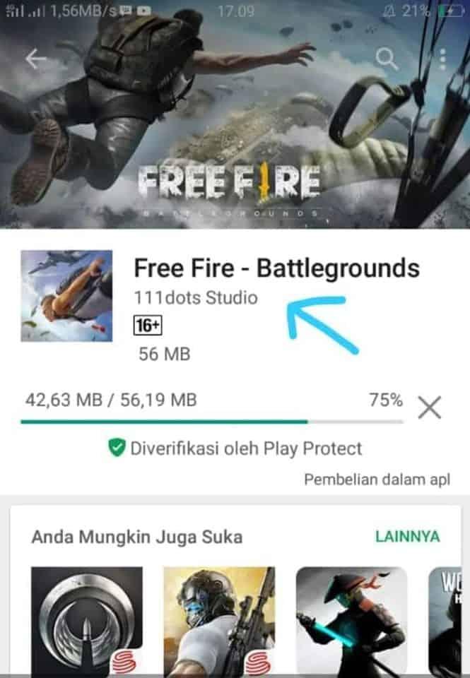 free-fire-by-111dots-studio Nova Atualização do Free Fire vai deixar o jogo pesado?