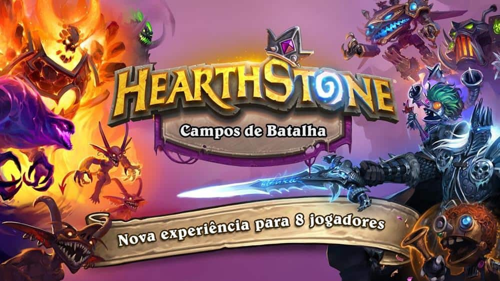 hearthstone-battlegrounds-android-iphone Hearthstone: Battlegrounds adiciona 4 novos heróis