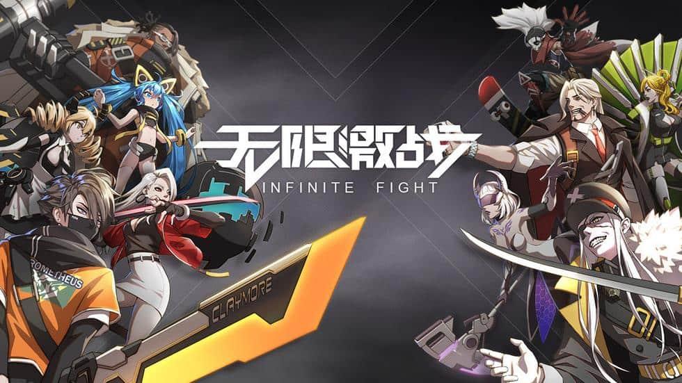 """infinity-fight-android-ios Infinity Fight é um jogo que """"humilha"""" Brawl Stars (APK disponível)"""