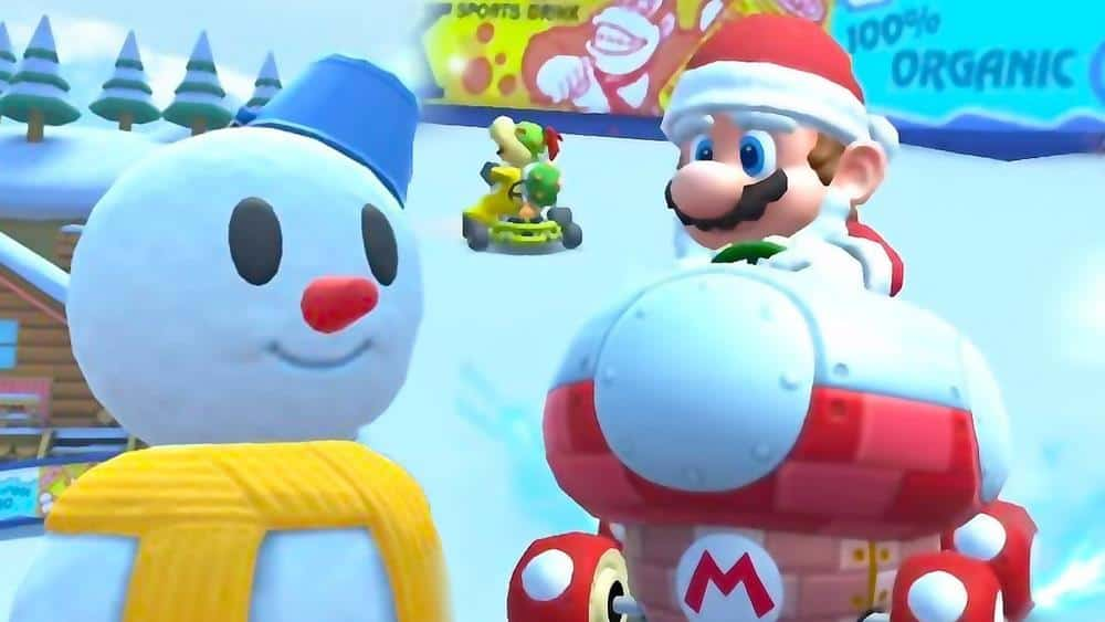 mario-kart-tour-natal O Natal já chegou em Mario Kart Tour! Multiplayer virá em seguida!