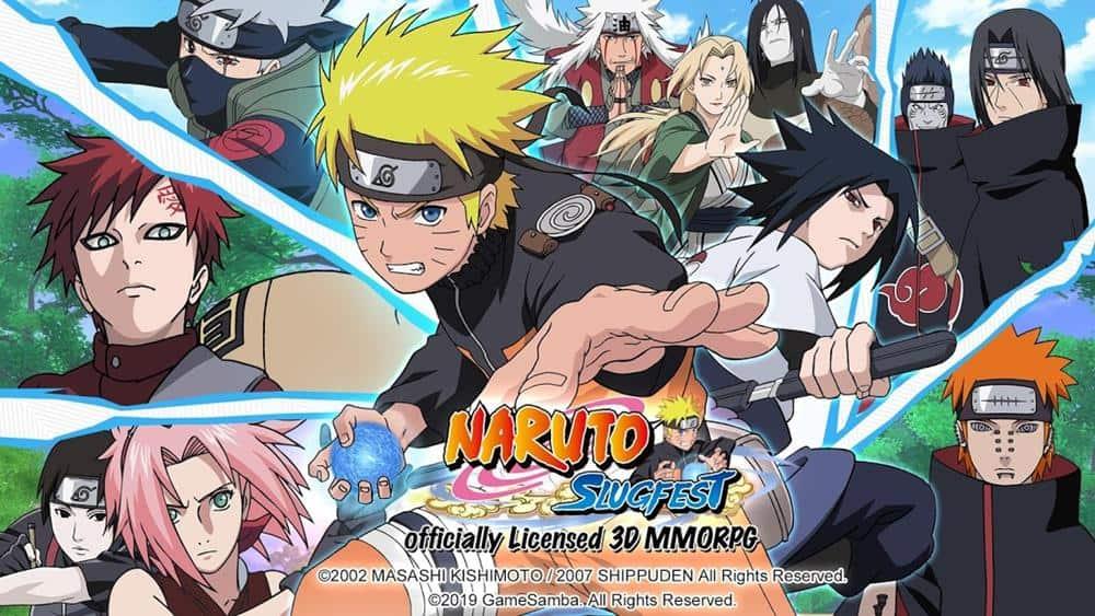 Naruto Slugfest: O melhor jogo de Naruto está de volta (APK)