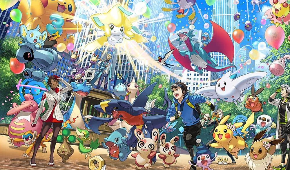 pokemon-go-2019 Pokémon GO capturou US$ 3 bilhões de dólares até agora
