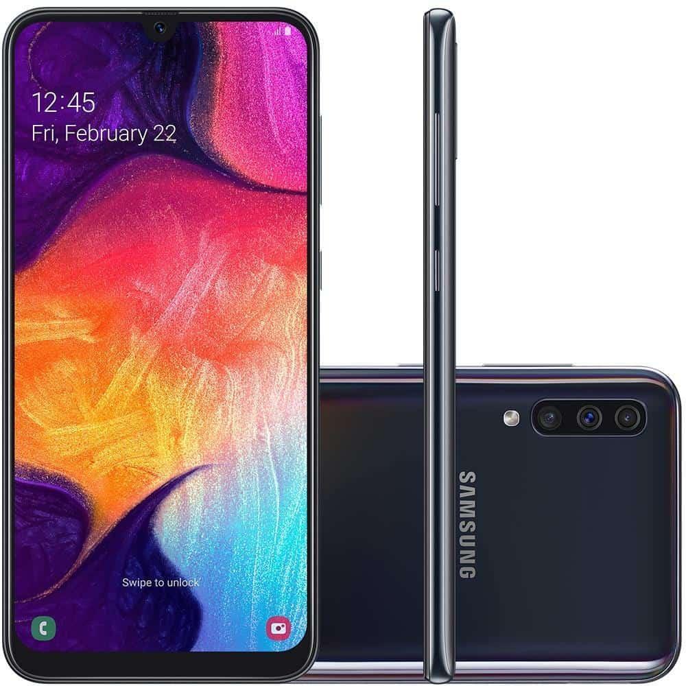 smartphone-samsung-a50 Black Friday: Os Melhores Smartphones e Notebooks Gamers | Custo-benefício!