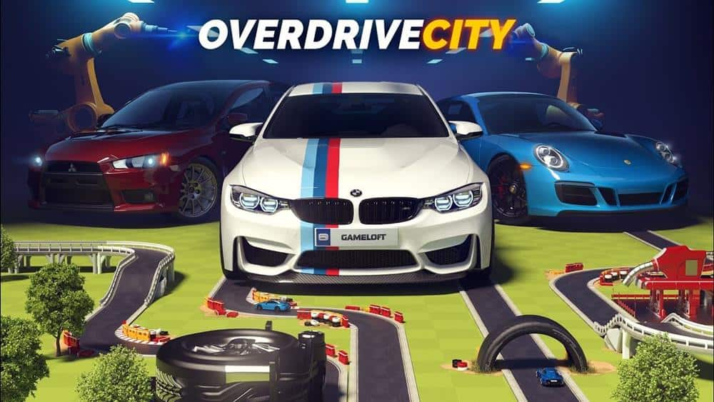 Overdrive-City-android-ios Gameloft anuncia Overdrive City; novo simulador para Android e iOS