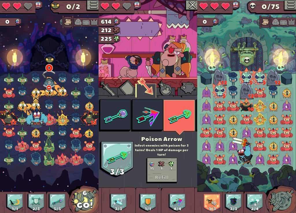 grindstone-ios-1024x738 Melhores Jogos para Celular - Mobile Gamer Awards 2019