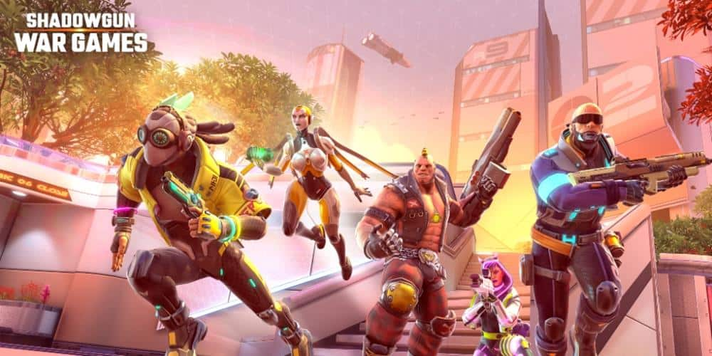 Shadowgun War Games alcança 500 mil pré-registros; game chega em fevereiro!