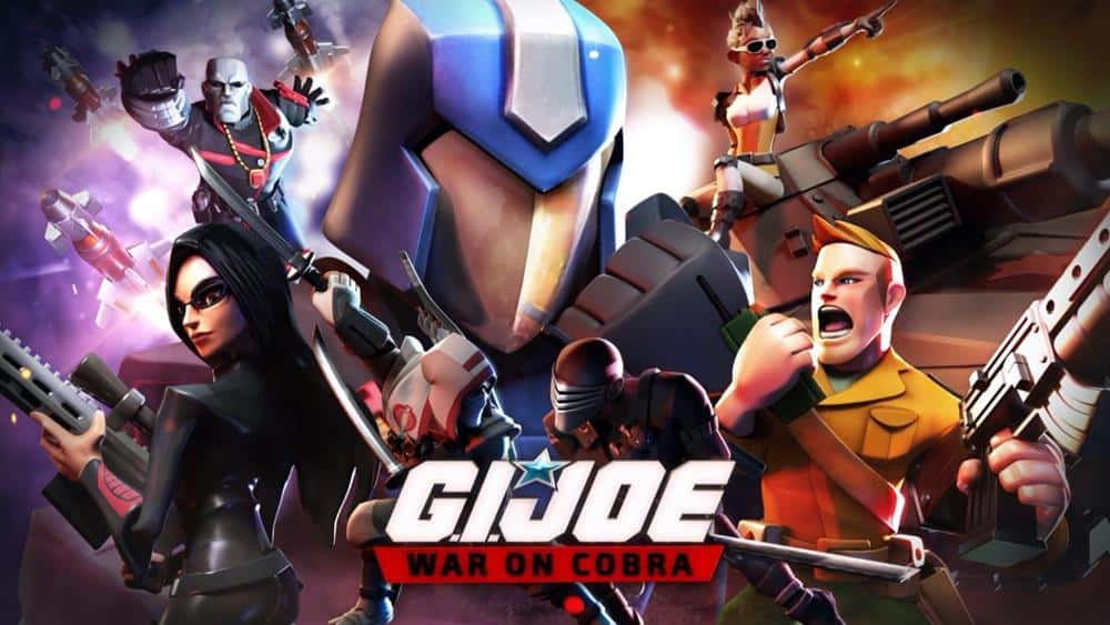 GI-Joe-War-On-Cobra G.I. Joe War On Cobra: novo jogo para Android e iOS