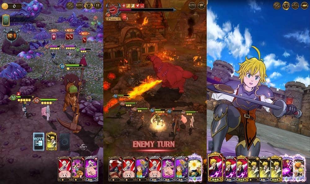 Nanatsu-No-Taiza-Mobile-Game-android-apk-jogo-mobile-ios RPG de Nanatsu no Taizai chega ao Android e iOS em março (PRÉ-REGISTRO)