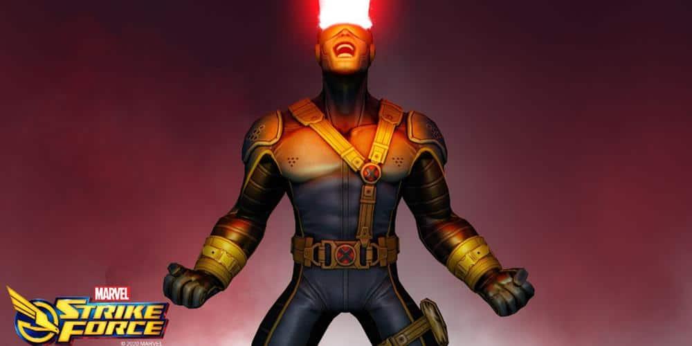 "marvel-strike-force-ios-artwork-cyclops Jogadores organizam ""mega boicote"" em Marvel Strike Force"