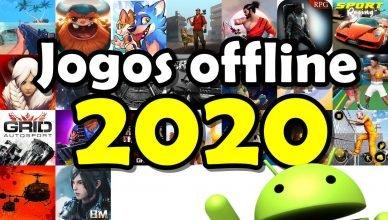 melhores jogos offline Android 2020