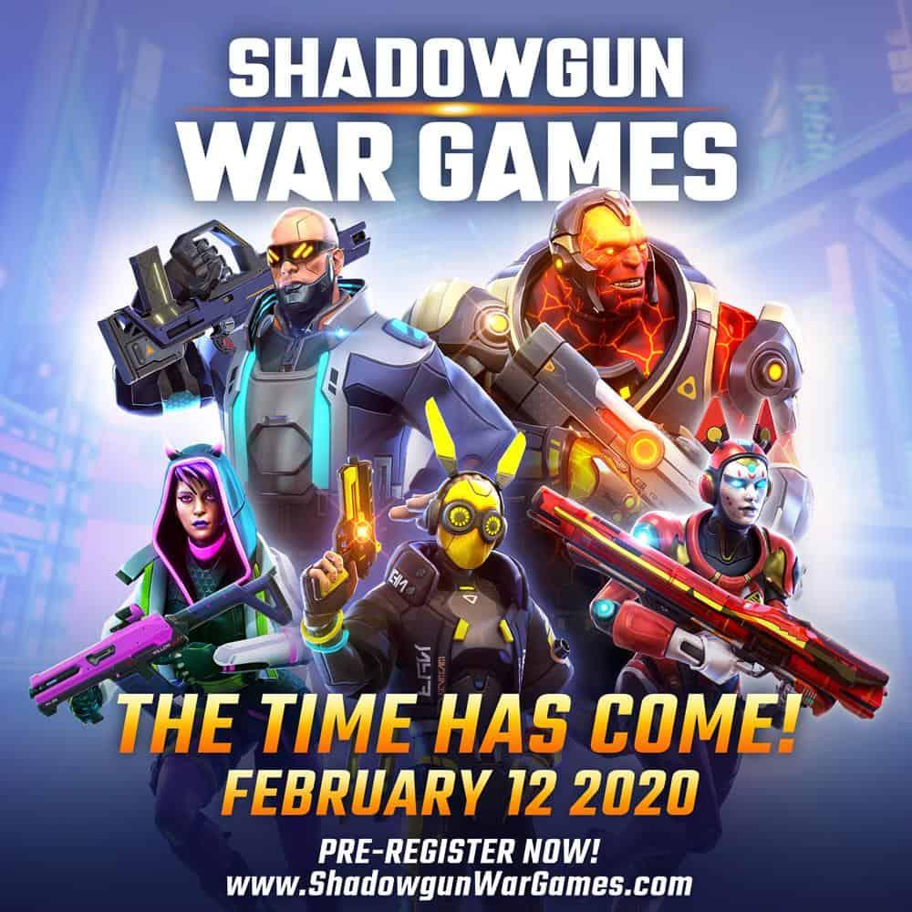 shadowgun-war-games-ios-android-pre-registro Shadowgun War Games será lançado no dia 12 de fevereiro