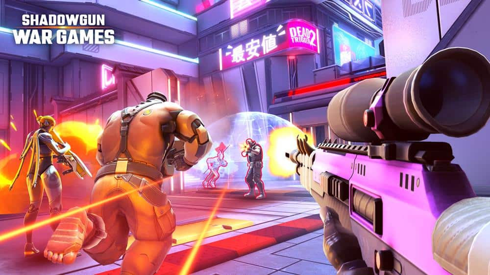shadowgun-war-games-lancamento-android-ios Shadowgun War Games será lançado no dia 12 de fevereiro