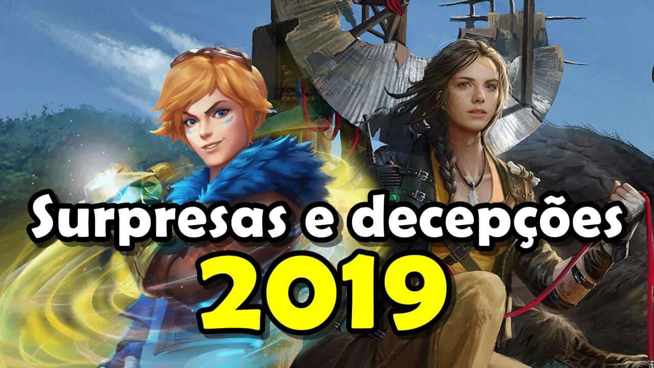 surpresas-decepcoes-2019-android-ios Jogos para Celular: Surpresas e Decepções de 2019