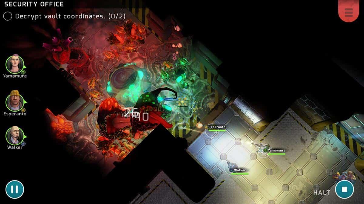 xenowerk-tactics-android 35 Melhores Jogos Android Offline 2020