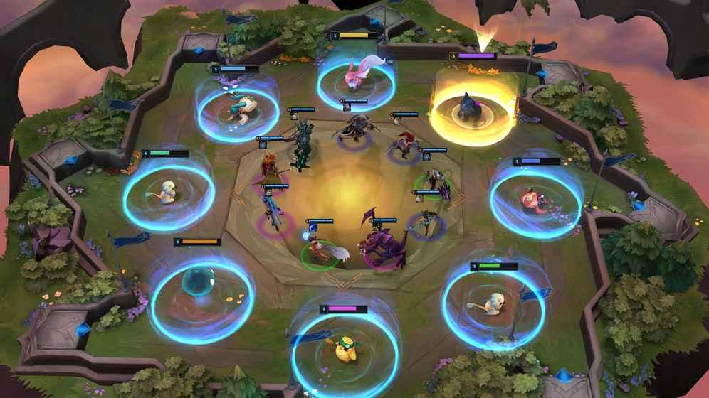 Teamfight-Tactics-2 Teamfight Tactics: teste agora o game no Android (APK)