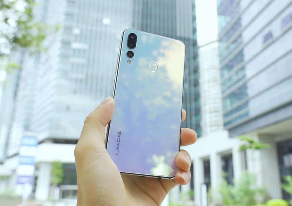 UMIDIGI-A5-Pro Smartphones BARATOS para importar em 2020 (e não ser taxado)