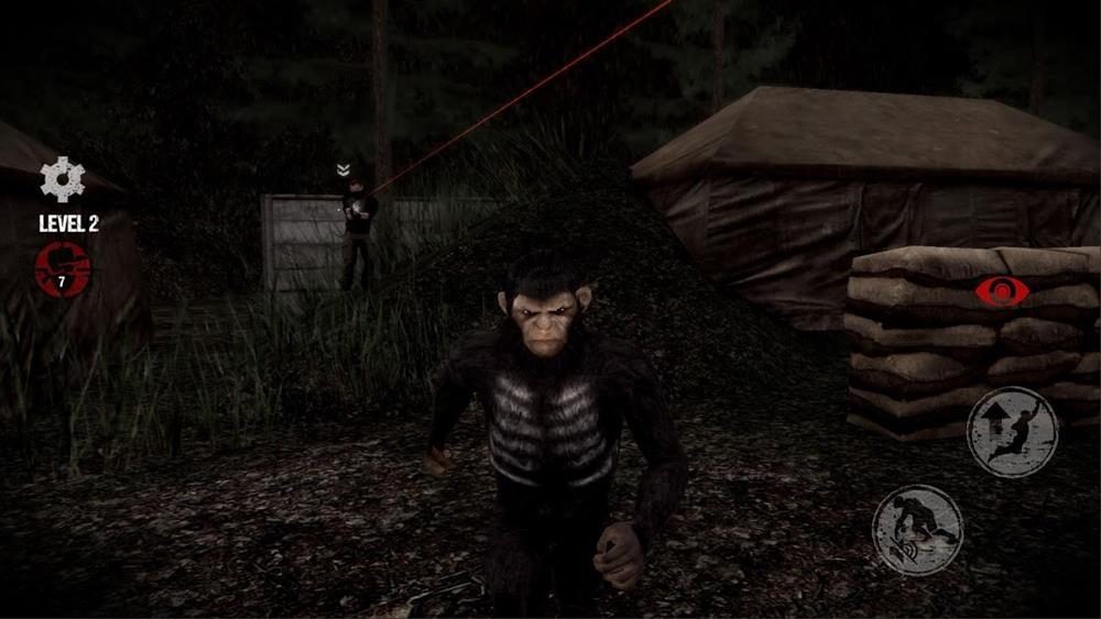 ape-assassins-2-android-gameplay-2 Ape Assassins 2: um dos piores jogos do Android