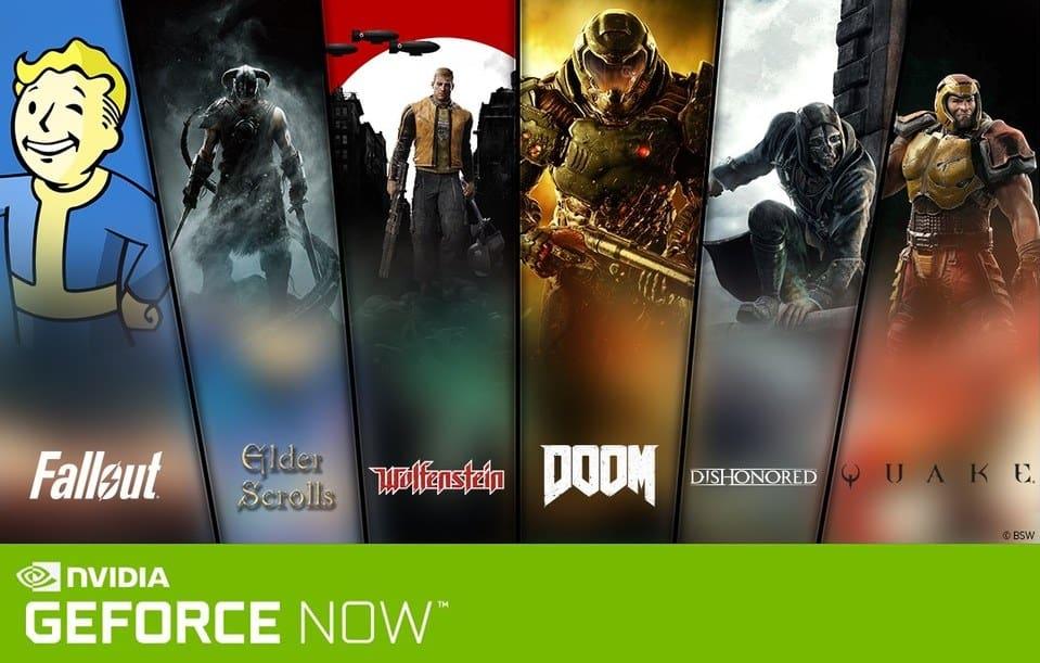 bethesda-geforce-now Bethesda segue Activision e remove jogos do GeForce Now