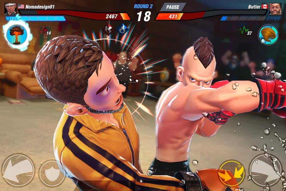 "boxing-star-android-ios Boxing Star: modo ""Fight Club Battle"" está disponível no Android e iOS"