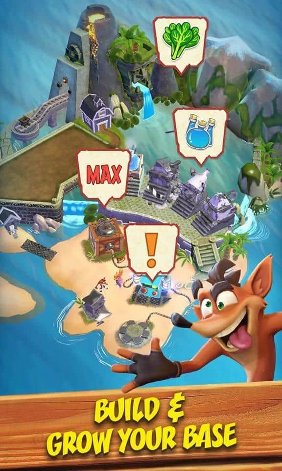 crash-bandicoot-mobile-android-ios1 Crash Bandicoot Mobile? Veja as artes que sugerem o novo jogo