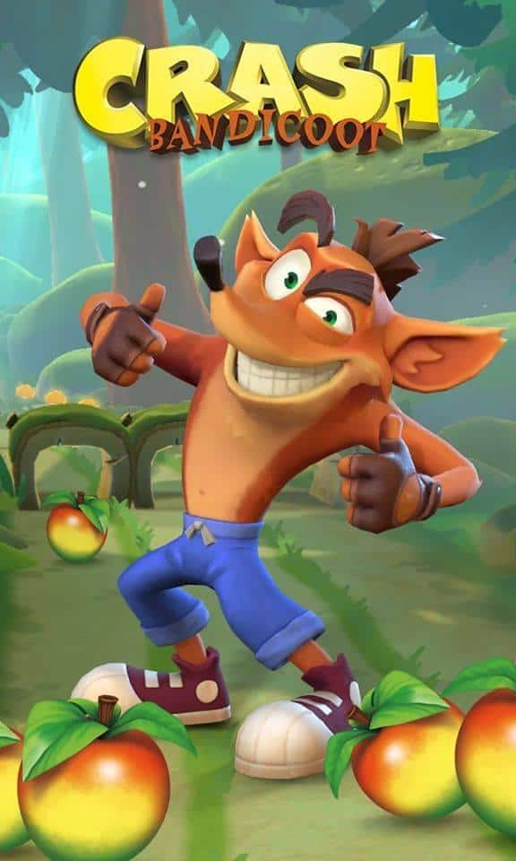 crash-bandicoot-mobile-android-ios4 Crash Bandicoot Mobile? Veja as artes que sugerem o novo jogo