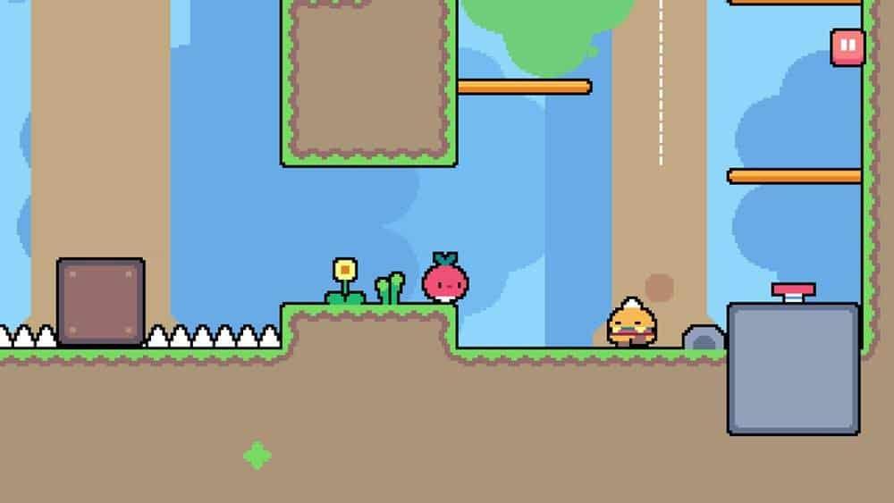 Dadish: jogo de plataforma OFFLINE para Android e iOS