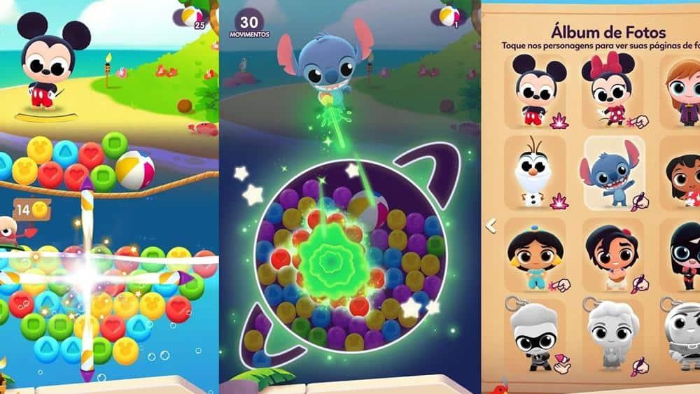 disney-desafio-na-ilha-gameloft-android-ios Gameloft lança Disney Desafio na Ilha para Android e iOS