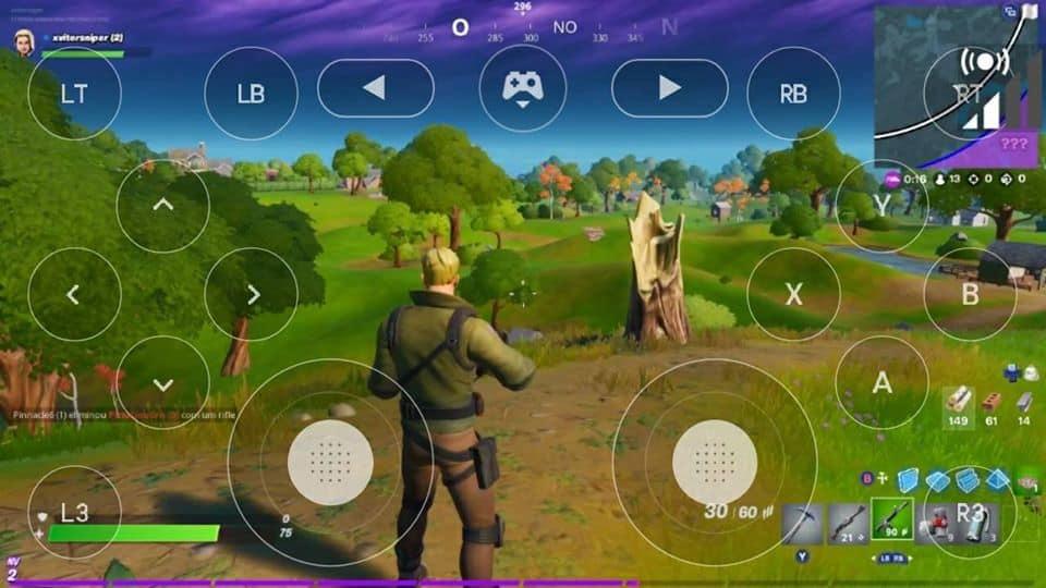 fortnite-geforce-now Lista de Jogos Grátis de PC para jogar no Geforce Now (Android)