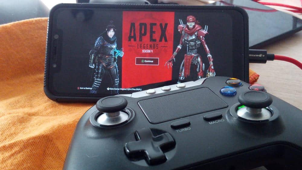 geforce-now-apex-legends-rodando-no-celular Como Usar Geforce Now no Android (PASSO A PASSO)