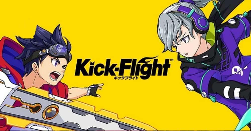 """Kick-Flight: um """"Overwatch Aéreo"""" com visual de anime"""