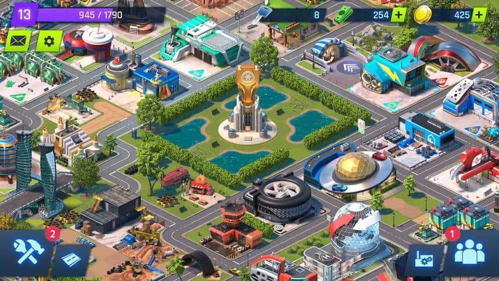 overdrive-city-gameloft Gameloft lança Overdrive City para Android e iOS