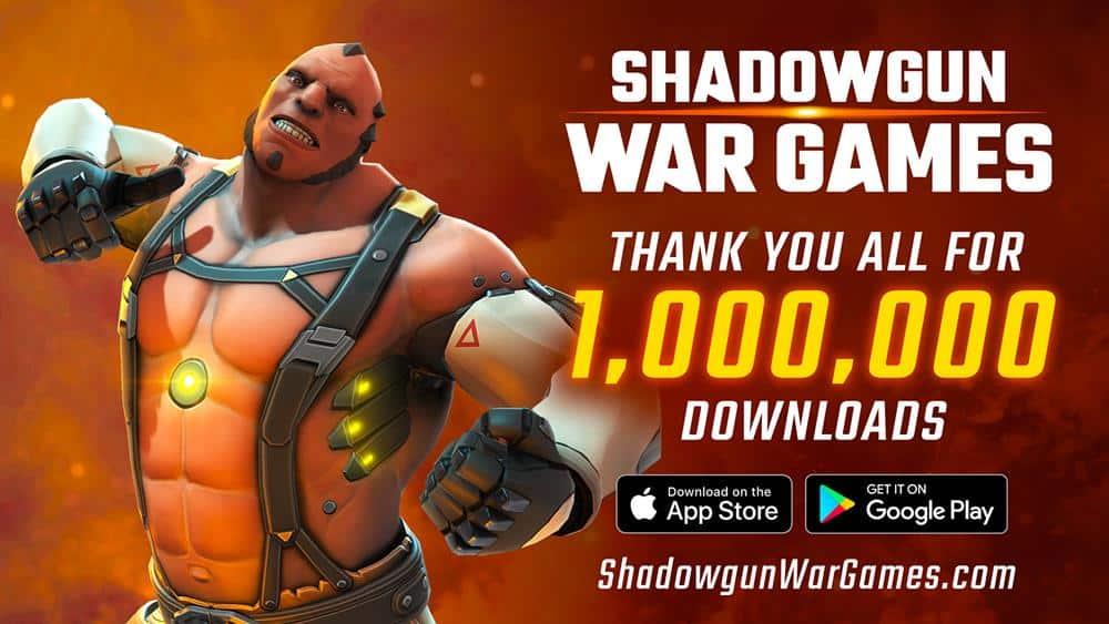 shadowgun-1-milhao-downloads Shadowgun War Games alcança um milhão de downloads