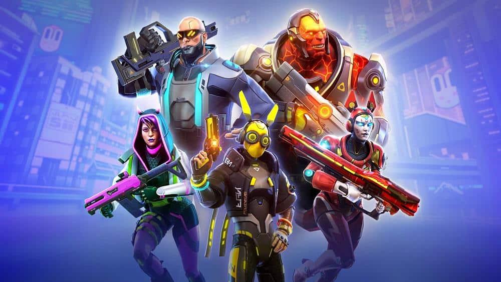Shadowgun War Games é lançado no Android e iOS