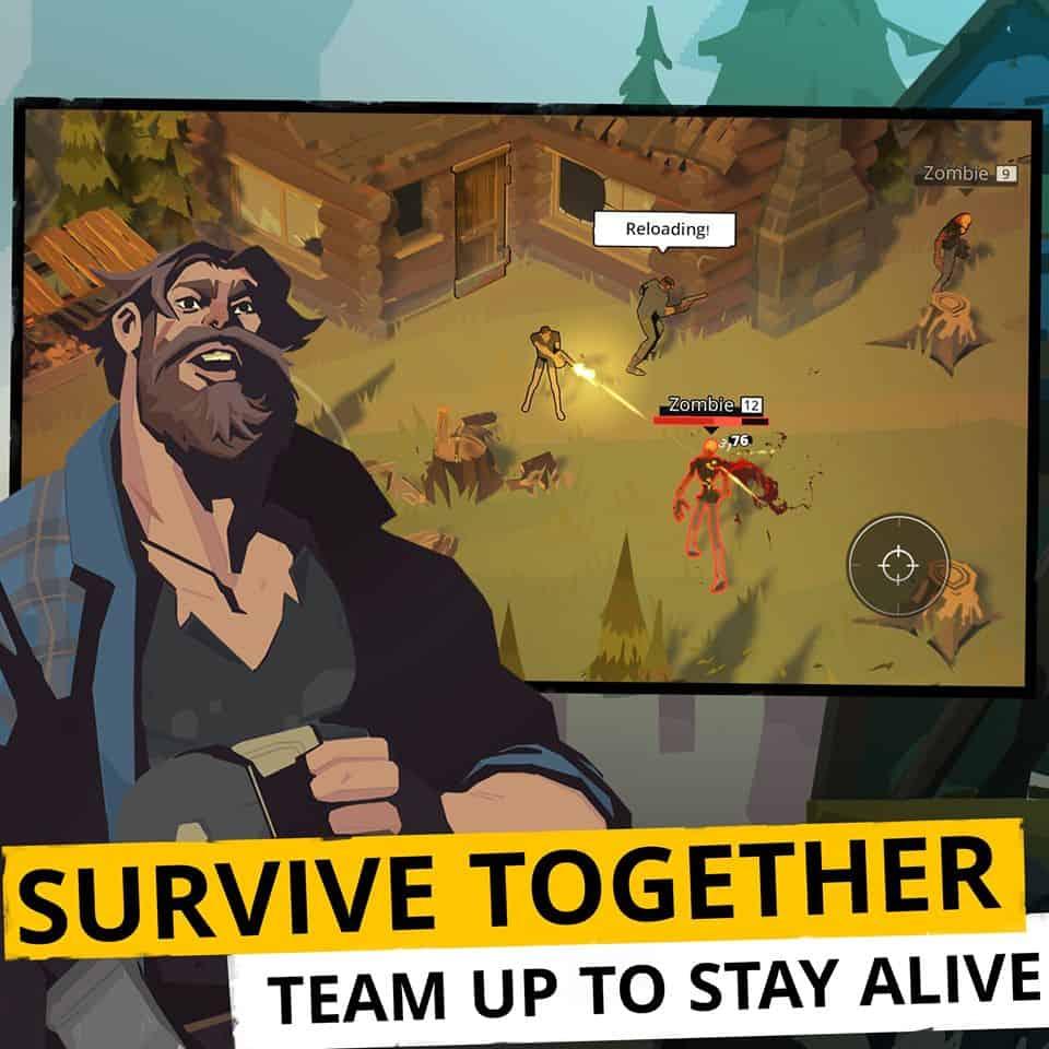 survive-together-2 Survive Together: novo Jogo de Gameloft é de sobrevivência com zumbis