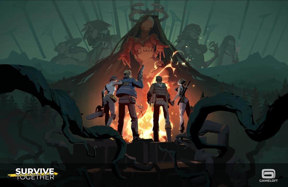 survive-together Survive Together: novo Jogo de Gameloft é de sobrevivência com zumbis