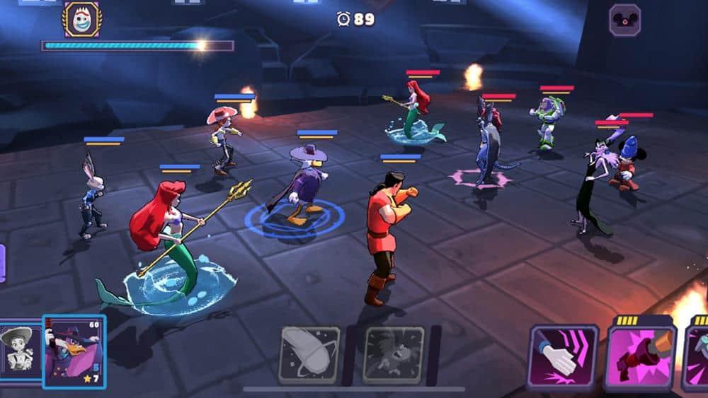 Disney-Sorcerers-Arena-1 Disney Sorcerer's Arena é lançado nos celulares