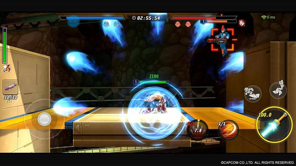 MEGA-MAN-X-DIVE-MULTIPLAYER-ANDROID-IOS Melhores Jogos para Android e iOS - Março de 2020