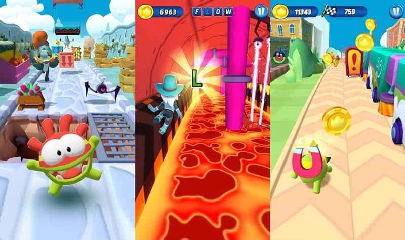 Om-Nom-Run-android-ios-game Novos Jogos para Android e iOS [19/03/2020]